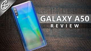 Samsung Galaxy A50 Review - Competitive but...