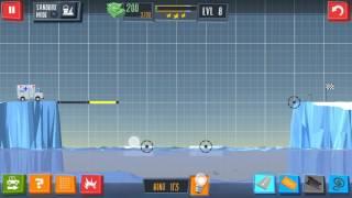 Build a Bridge Level 8 Android 3 Star walkthrough