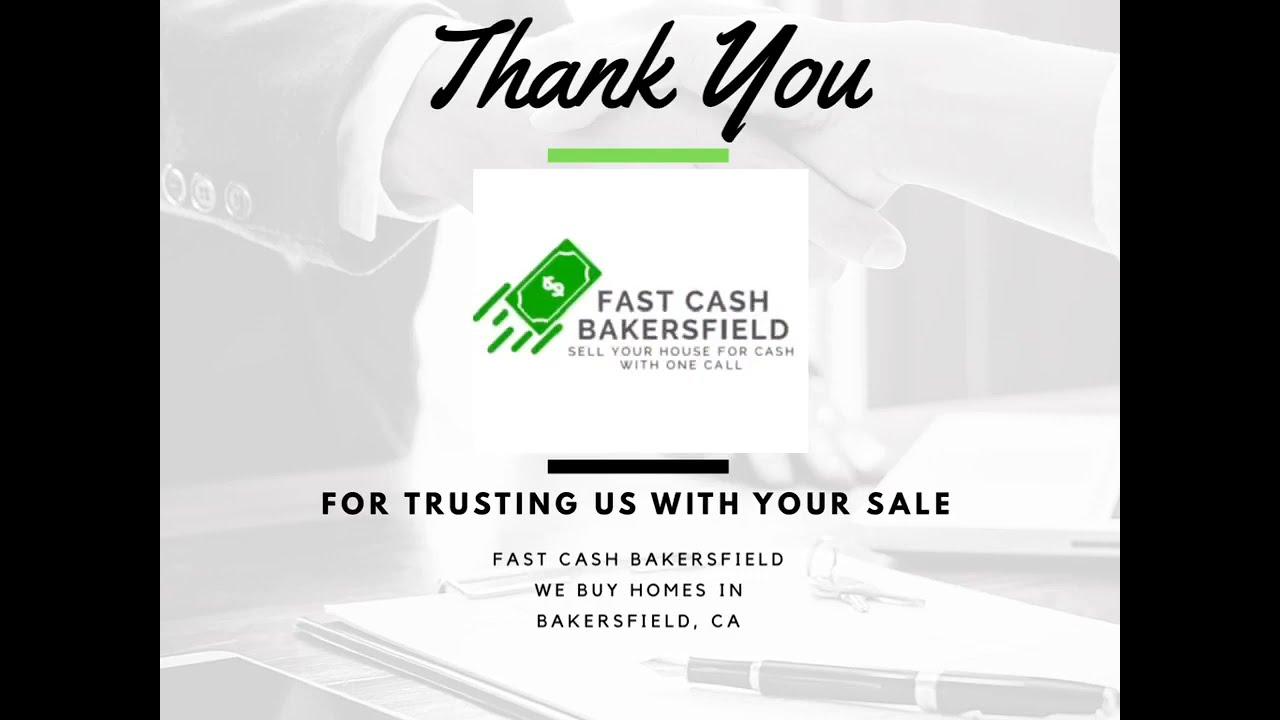 Fast Cash Bakersfield Houses Testimonial