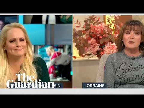 'What's The Point Of That?': Lorraine Kelly Lashes Out During Jennifer Arcuri Interview