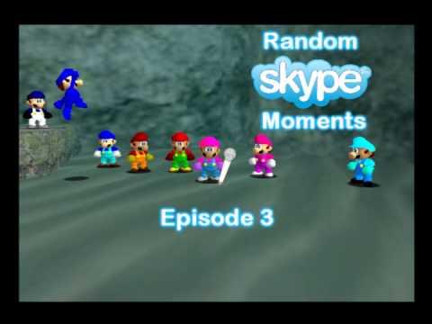 Random Skype Moments - Episode 3: Yelling in a Strange Sort of Fight