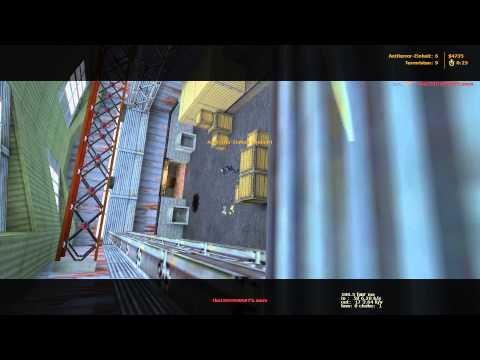 CS 1.6 #12 - 2vs2 - Nuke - dvT- & siera - Tek Parca [HD] Türkce! 1080p