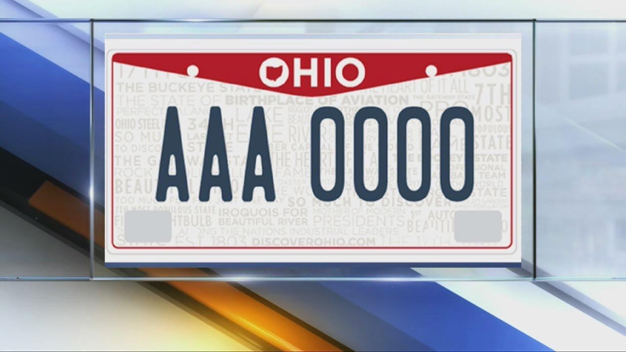 Vehicle registration plates of Ohio - Wikipedia
