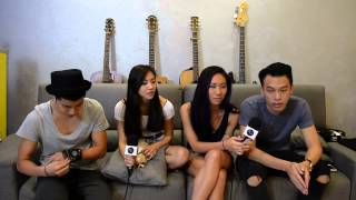 Interview: The Sam Willows (Singapore) at Music Matters (Part One)