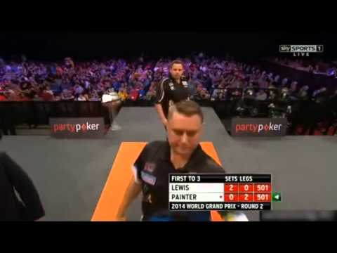 PDC World Grand Prix 2014 - Second Round - Kevin Painter vs. Adrian Lewis