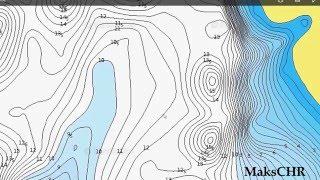 Как сделать карту глубин для OZI с помощью SAS.Planet