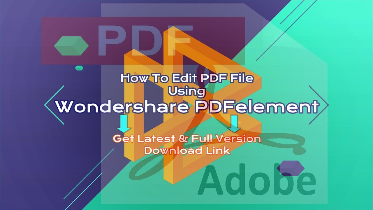 How to edit pdf on windows 10 using pdfelement youtube how to edit pdf on windows 10 using pdfelement ccuart Choice Image