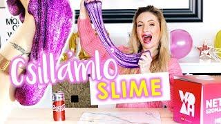 A LEGEGYSZERŰBB GLITTER SLIME RECEPT ♡ Chloe From The Woods