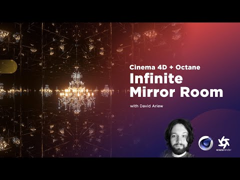 3D Tutorial: How to Create an Infinite Mirror Room thumbnail