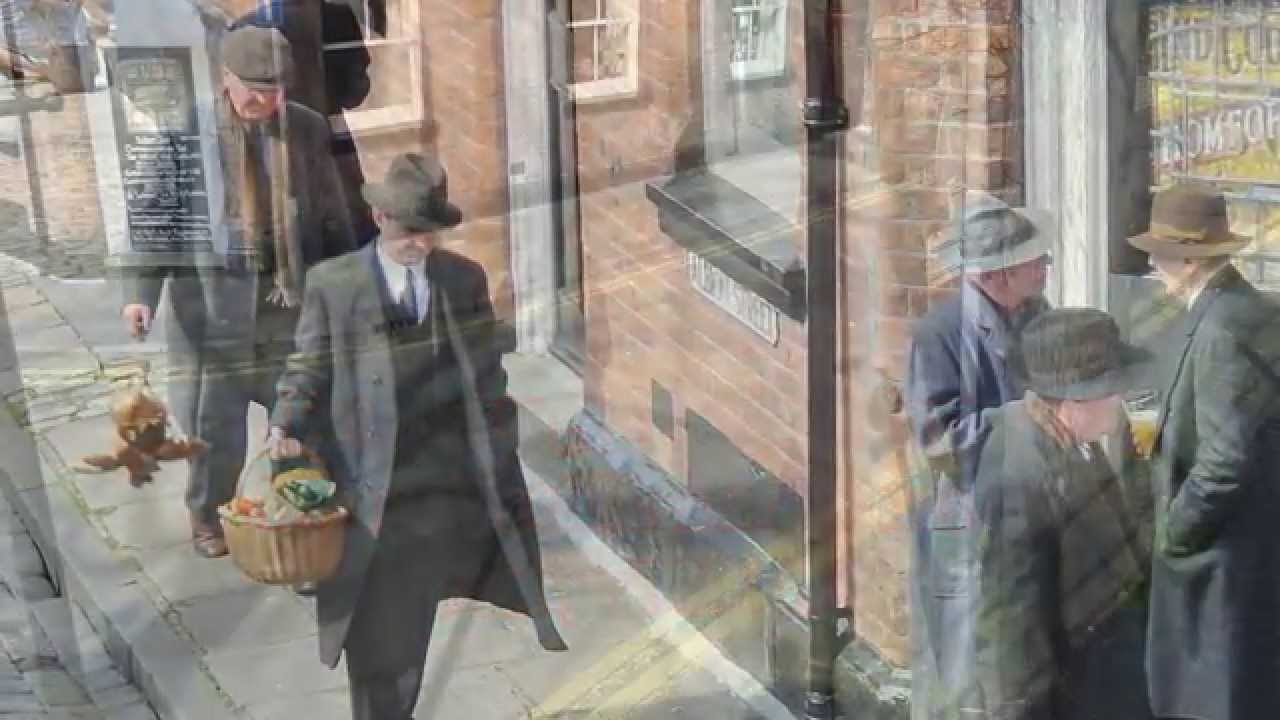Foyles War - Scenes filmed in Chester