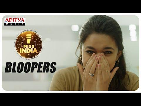 Miss India Bloopers   Keerthy Suresh   Narendra Nath   Thaman S