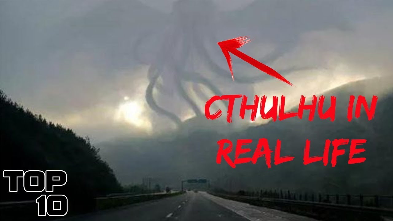 Top 10 Scary Cthulhu Facts That Will Haunt You Youtube