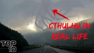 Top 10 Scary Cthulhu Facts That Will Haunt You