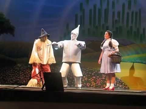 If I Only Had a Heart Tin Man Song Jack Willis Wizard of Oz