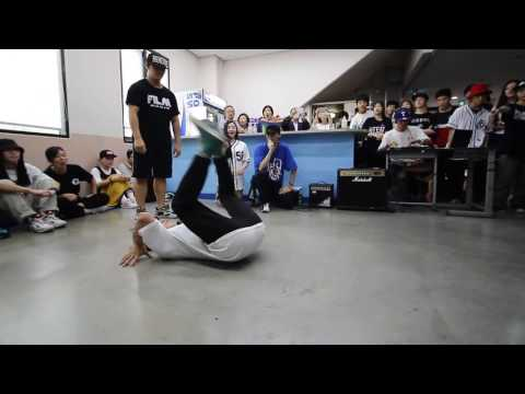 Park Jihoon(박지훈) dance battle  28-6-2015