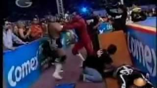 Lucha Libre AAA - Martinete a la Parka