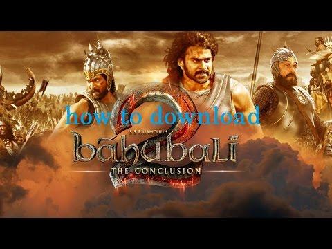bahubali 2 full hd movie 1.1 GB . how to...