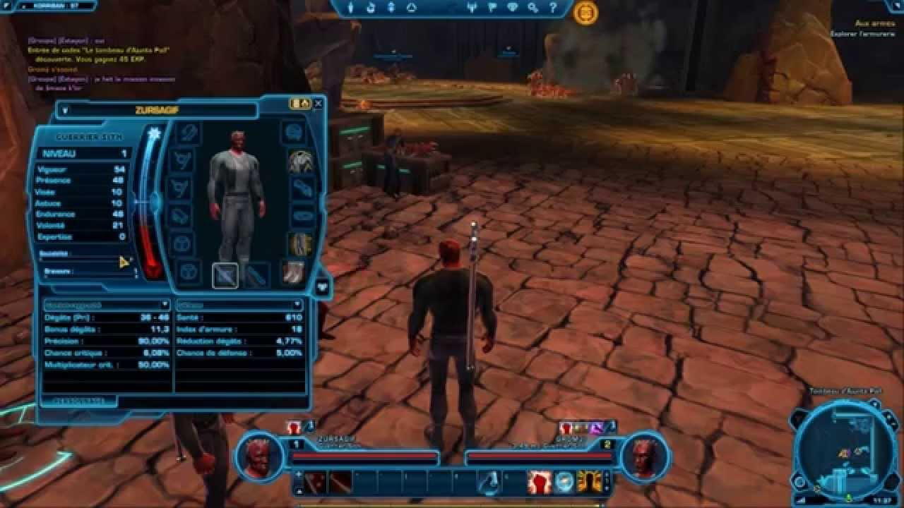 how to play star wars the old republic for free
