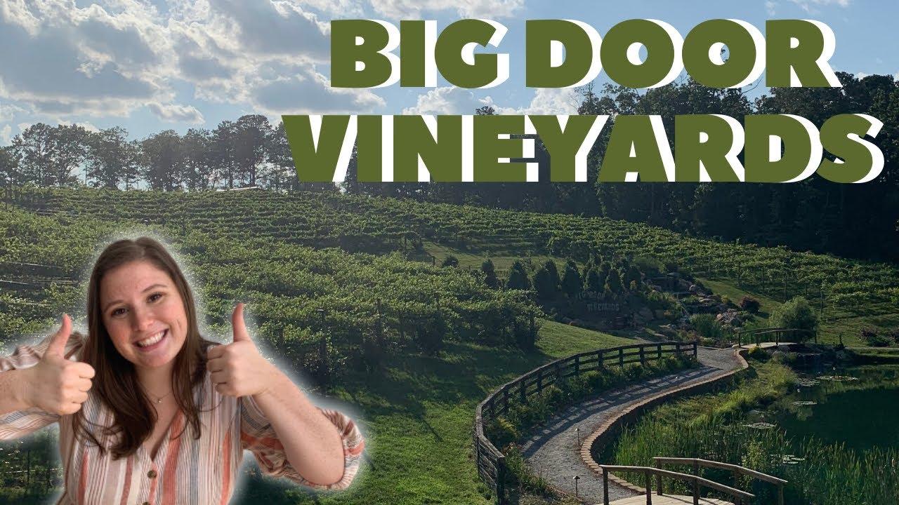 BIG DOOR VINEYARDS