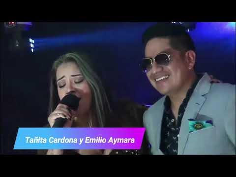 Tañita Cardona y Emilio Aymara - Dos cervezas en vivo