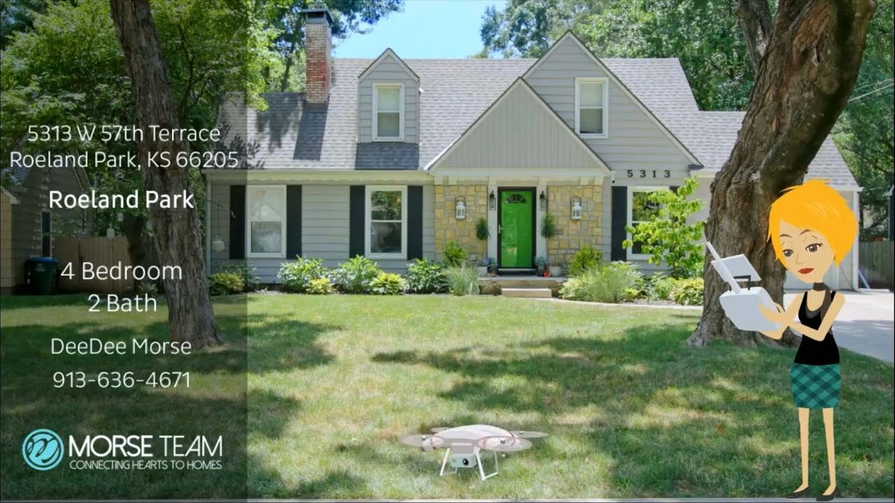 Roeland Park Home For Sale