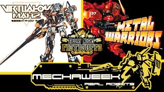 Mechaweek Fisticuffs - Virtual On MARZ / Metal Warriors