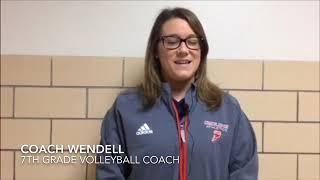 JMS Volleyball  News Team 9  Round 3