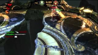god of war ascension multiplayer - MAUL OF ZEUS 2