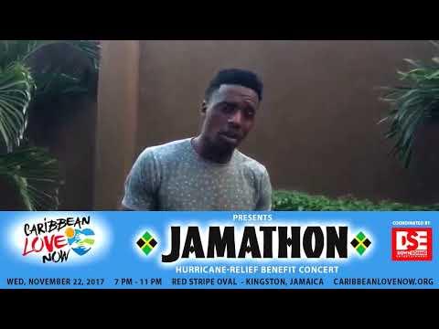 Romain Virgo Video Promo for JAMATHON Benefit Concert