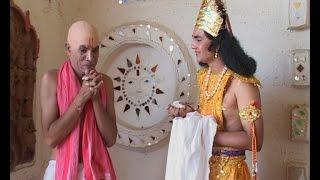 Krishna Sudama Milan-Sudama Aaviya Dwarka-Hemant Chauhan-Gujarati Bhajan-Lord Krishna Bhajan-Song