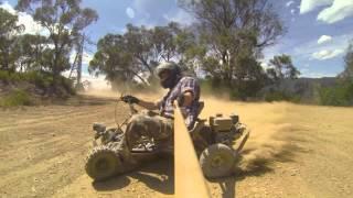 Epic GoPro Slow Mo Off Road Buggies - Go Karts