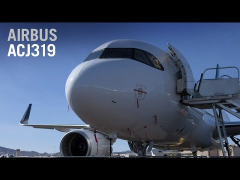 Airbus ACJ319 Bizliner Offers Spacious Alternative to Traditional Business Jets – AIN