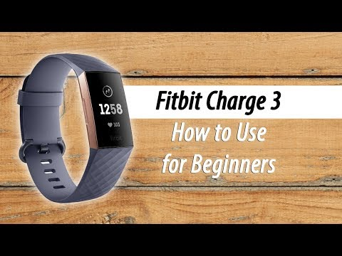 how-to-use-the-fitbit-charge-3-for-beginners