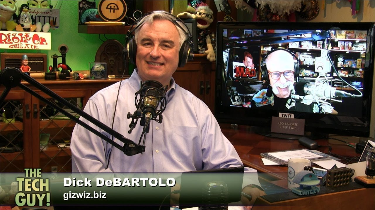 Leo Laporte The Tech Guy 1521 Youtube