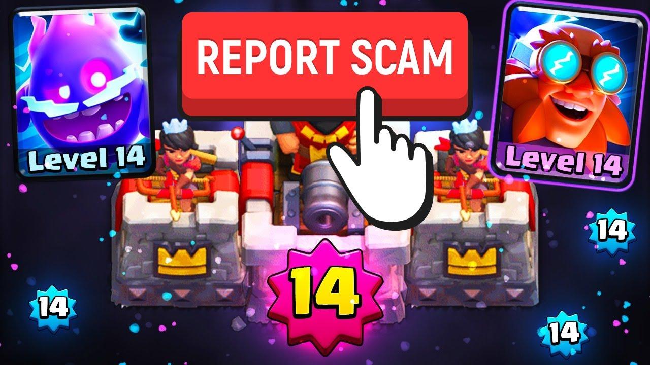 Level 14 Controversy: Was Slash Royale a Scam?