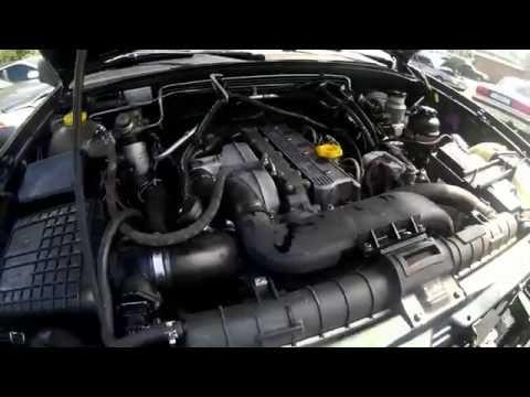 Opel Frontera. Помыл двигатель