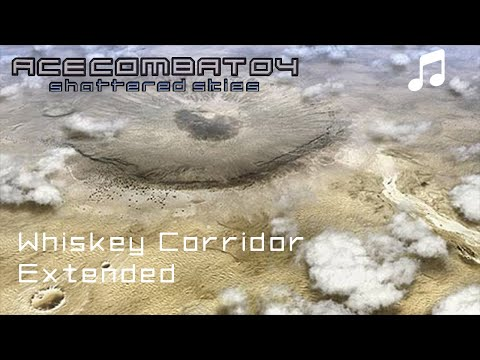 """""""Whiskey Corridor"""" (Extended) - Ace Combat 04 OST"""
