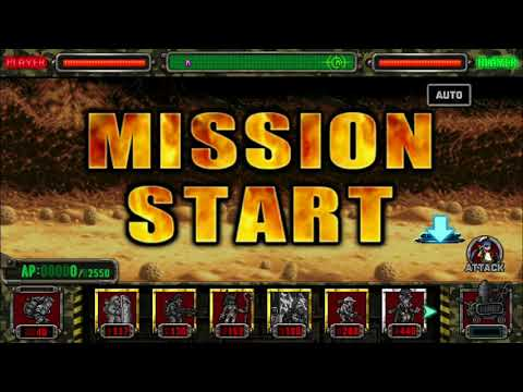 Metal Slug Attack - Team Space Power - Batallas Online