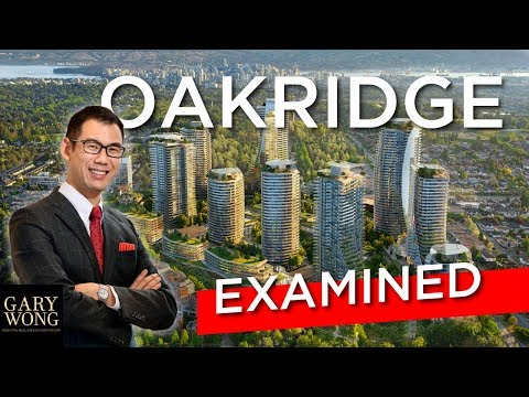 Vancouver's Oakridge l The Ultimate Luxury Condo