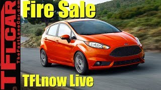 Top 5 Reasons to Buy a Hot Hatch Right Now - TFLnow Live Show #23