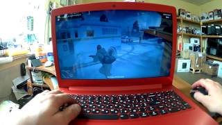 обзор ноутбука Lenovo IdeaPad 310 15IAP 80TT0029RA Red  тест gta5