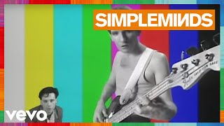 Watch Simple Minds Promised You A Miracle video