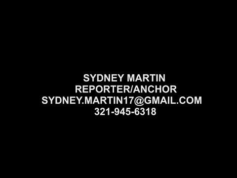 Sydney Martin News Reel 2016