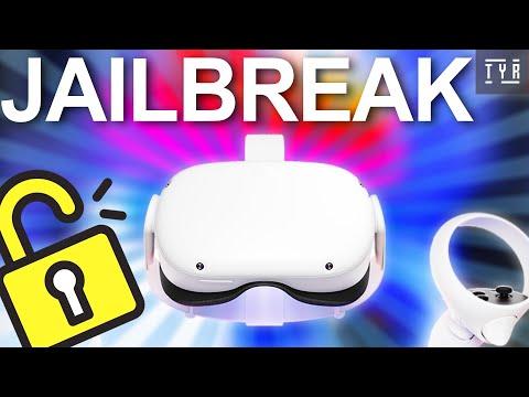 The Oculus Quest 2 has been JAILBROKEN!!