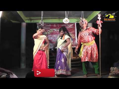 Shiva Bhagotham     Chandramouli Burrakatha Dalam    Folk Dance    Musichouse27
