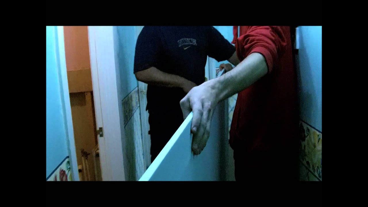 How To Fit A Bathroom Suite - Replacing the upstairs bathroom suite part 1