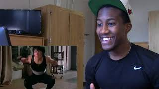 Jackie Chan vs Benny 'The Jet'- Wheels on Meals- Reaction!!