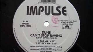 Dune - Cant Stop Raving