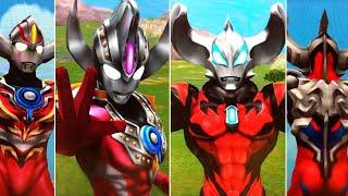 【新世代ウルトラマン、タロウの息子『タイガ』発表されましたね!】[今日からタロウ祭りします!]ルーブノキズナ◆フュージョンファイト #590 ULTRAMAN Fusion Fight