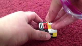 Making The Lego Pocket Size Puzzle Box